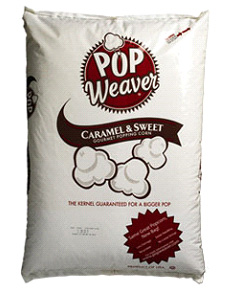 Pop Weaver - Caramel & Sweet